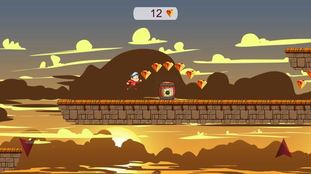 gravity challenge : failed mission screenshot 5