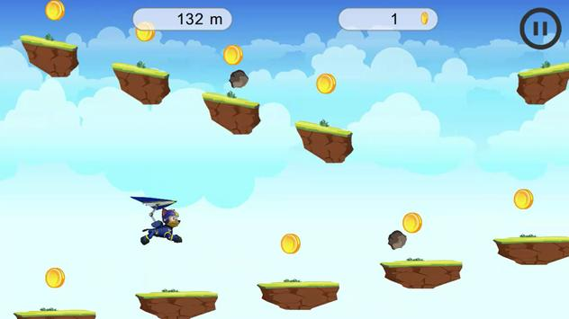 paw flying pups : danger mission apk screenshot