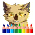 Warrior Cats Coloring