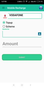 One Time Recharge - Online Mobile Recharge screenshot 3