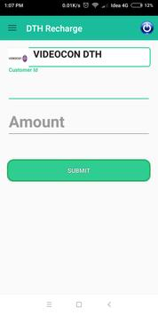 One Time Recharge - Online Mobile Recharge screenshot 4