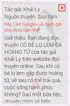 Cô Bé Lọ Lem Đá Hoàng Tử FULL screenshot 1