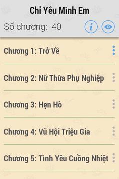 Chỉ Yêu Mình Em 2014 FULL CHAP screenshot 4