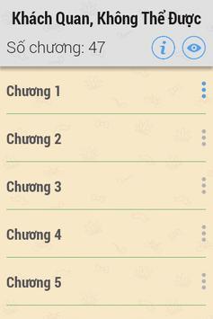 Khách Quan, Không Thể Được HAY screenshot 2