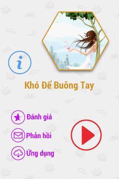 Khó Để Buông Tay FULL 2014 poster