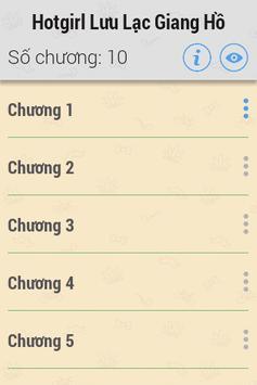 Hotgirl Lưu Lạc Giang Hồ FULL screenshot 2