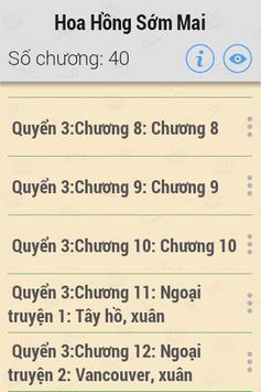 Hoa Hồng Sớm Mai FULL 2014 screenshot 2