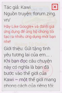 Hoàng Tử Online 2014 FULL HÀI screenshot 1