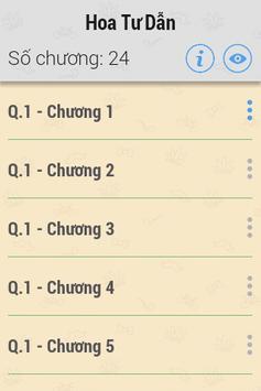 Hoa Tư Dẫn FULL 2014 screenshot 2
