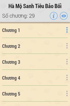 Hà Mộ Sanh Tiêu Bảo Bối FULL screenshot 2