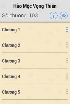 Hảo Mộc Vọng Thiên FULL apk screenshot