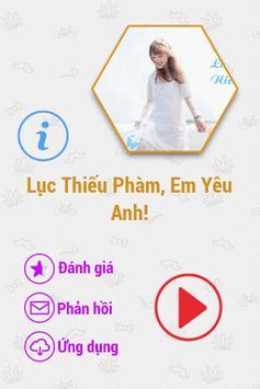 Lục Thiếu Phàm, Em Yêu Anh poster