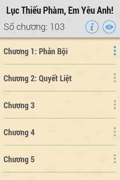 Lục Thiếu Phàm, Em Yêu Anh screenshot 2
