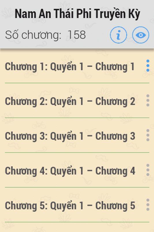 ... Nam An Thái Phi Truyền Kỳ FULL تصوير الشاشة 3