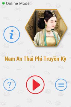 Nam An Thái Phi Truyền Kỳ FULL poster