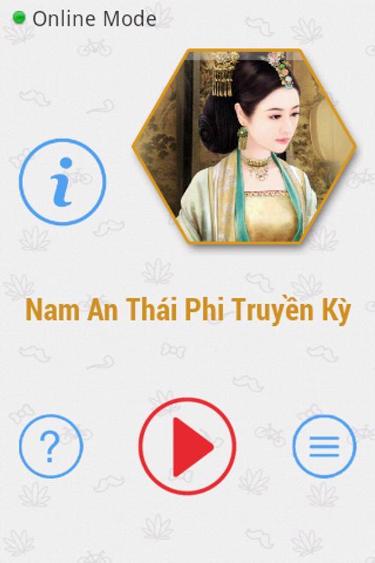 Nam An Thái Phi Truyền Kỳ FULL poster ...