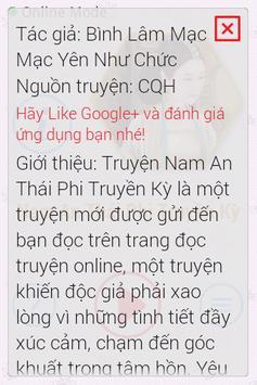 Nam An Thái Phi Truyền Kỳ FULL screenshot 1