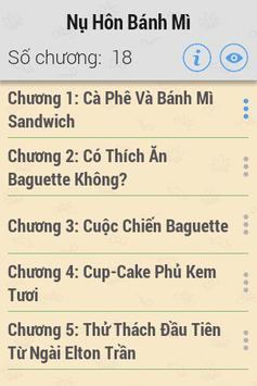 Nụ Hôn Bánh Mì FULL HAY screenshot 2