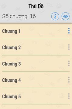 Thù Đồ FULL CHAPTER screenshot 2