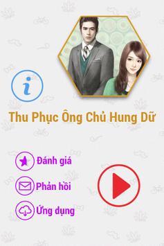 Thu Phục Ông Chủ Hung Dữ FULL poster