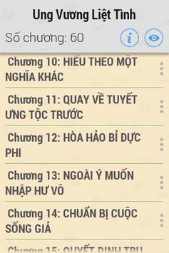 Ung Vương Liệt Tình 2014 FULL screenshot 2
