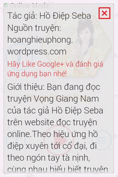 Vọng Giang Nam FULL HAY screenshot 1