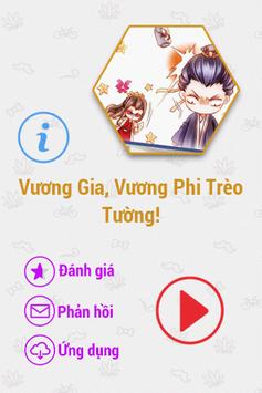 Vương Gia Vương Phi Trèo Tường poster