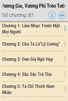 Vương Gia Vương Phi Trèo Tường screenshot 2