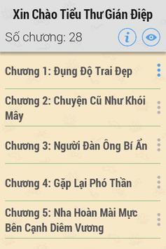 Xin Chào Tiểu Thư Gián Điệp screenshot 2