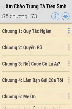 Xin Chào Trung Tá Tiên Sinh screenshot 3
