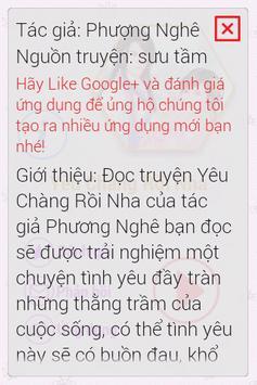 Yêu Chàng Rồi Nha 2014 FULLHAY screenshot 1