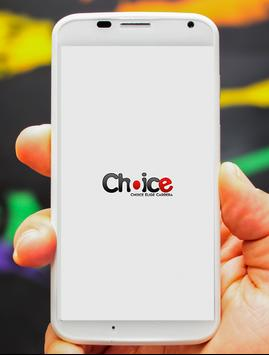 Choice Elige Carrera poster