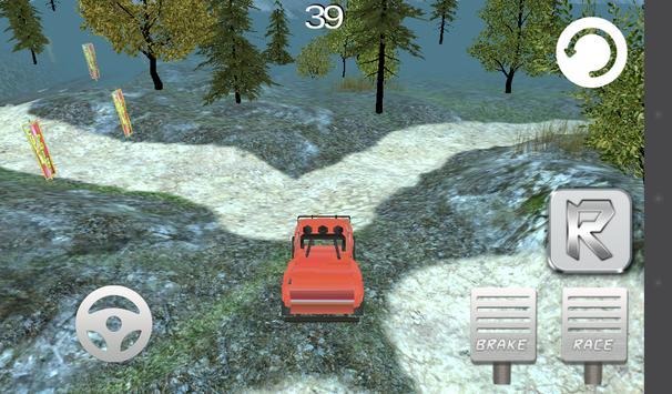 Off-Road 4x4 Hill 3d Simulator apk screenshot