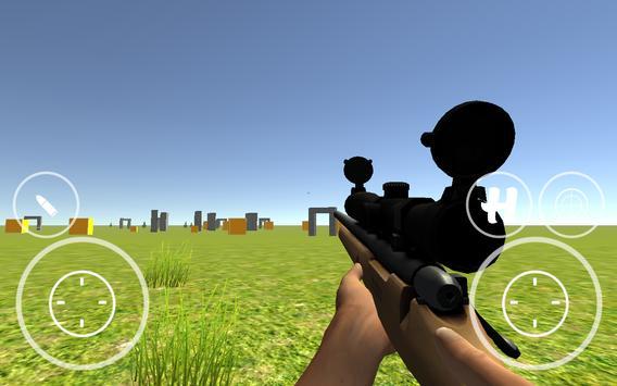 Sniper:Road Traffic 3d Hunter apk screenshot