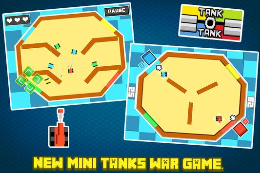 Tank of Tanks:TOT Game poster
