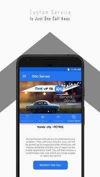 Otto Serves- Budget car service and repair screenshot 7