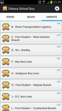 Ottawa School Bus screenshot 3