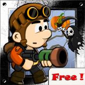 Halloween adventure Free game icon