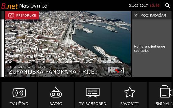 B.net TV za van captura de pantalla 12