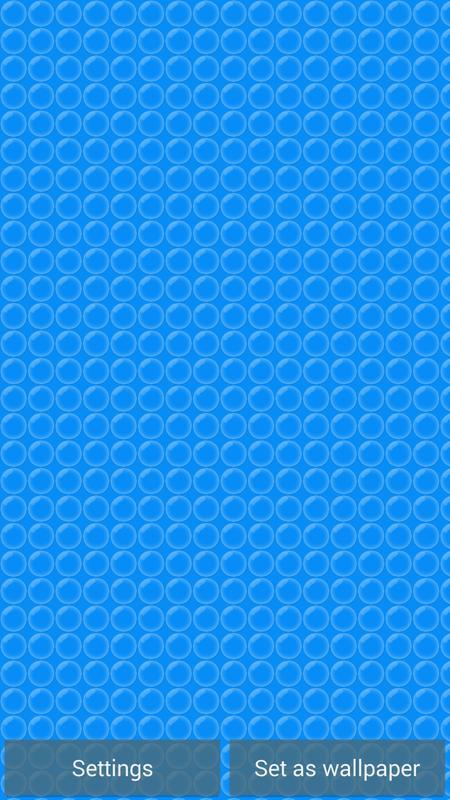 Live Bubble Wrap Wallpaper Apk Screenshot