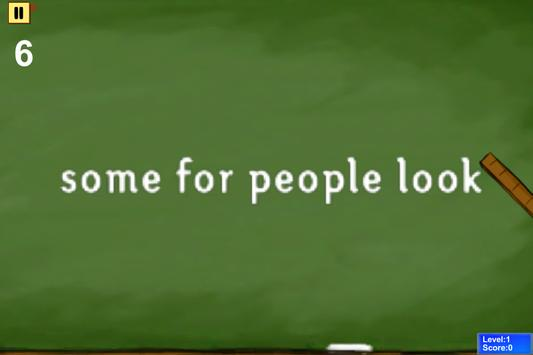 English Learning GamePack Lite apk screenshot