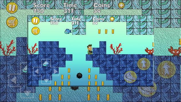 Wild Supernatural Forest kratt Adventures apk screenshot