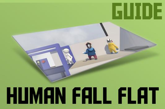New human fall flat tips hint poster