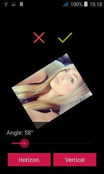 onecam(マナー・連写) 〜フリックで簡単シェア〜 apk screenshot