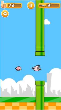Flappy Baby Bird poster