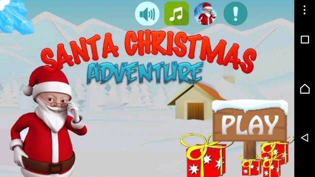 Santa Christmas Adventure poster