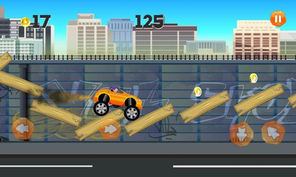 Oui Supertrucks ventures apk screenshot