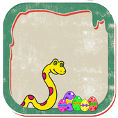 Snake Catch Eggs icon