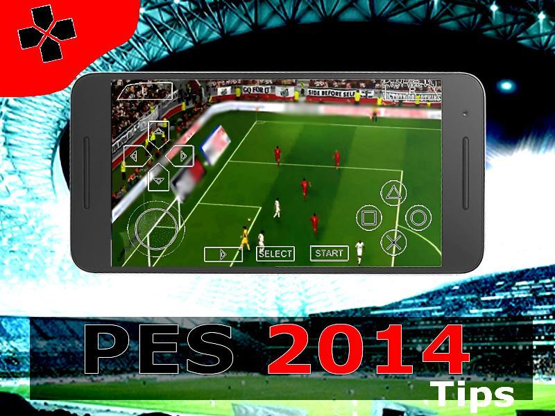 New ppsspp pes 2014 tips for Android - APK Download