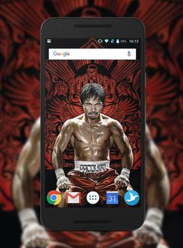 Manny Pacquiao Wallpaper HD Poster Apk Screenshot